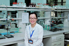 Scientist tackles Alzheimer's and cancer
