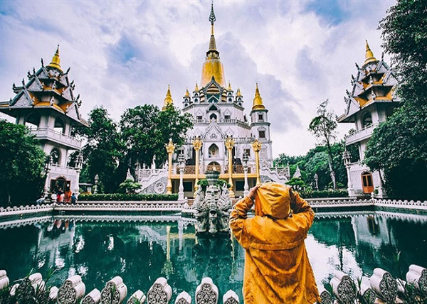 Trấn Quốc Pagoda,Hanoi,Bửu Long Pagoda,HCM City,beautiful Buddhist monuments