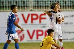 Văn Toàn ghi dấu ấn, HAGL thắng trận khai màn V-League 2020