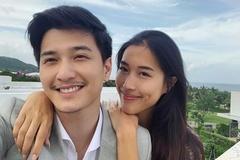 Huỳnh Anh và bạn gái Việt kiều hạnh phúc trước khi chia tay