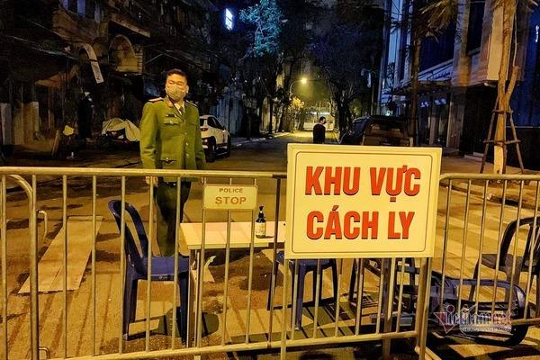 Hành trình di chuyển của cô gái Hà Nội nhiễm virus corona