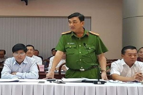 Cách hết chức vụ trong Đảng 4 lãnh đạo cấp phòng Công an Đồng Nai