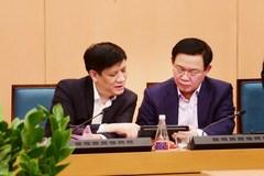 Sau nửa ngày, Hà Nội thay đổi lịch đi học của bậc THPT