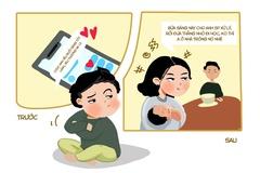 Chùm ảnh 'chị nhà' gây sốt đúng dịp 8/3