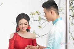 Tân Nhàn mời mẫu nam cao 1m86 đẹp trai đóng MV