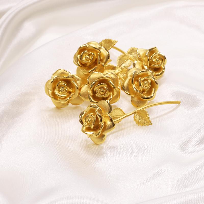 """Bí quyết làm đẹp """"có lời"""" từ trang sức Vàng ta DOJI"""
