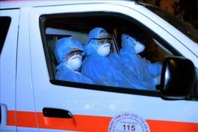 Người tiếp xúc với lái xe nhiễm Covid-19 đã về Hà Nam, Nghệ An