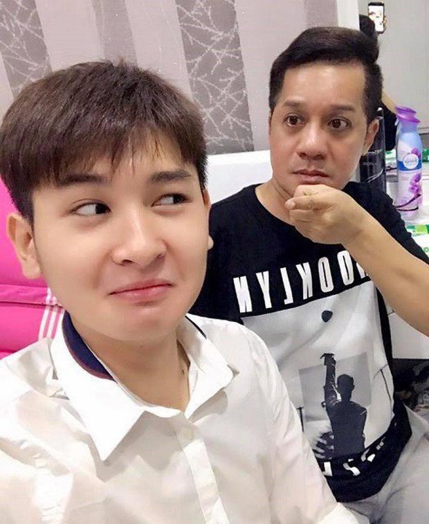 Vẻ thư sinh của con trai nuôi Minh Nhí gây chú ý trong 'Phượng Khấu'