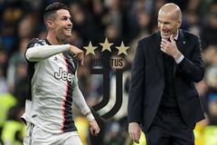 Juventus bỏ qua Pep, trải thảm đỏ mời Zidane