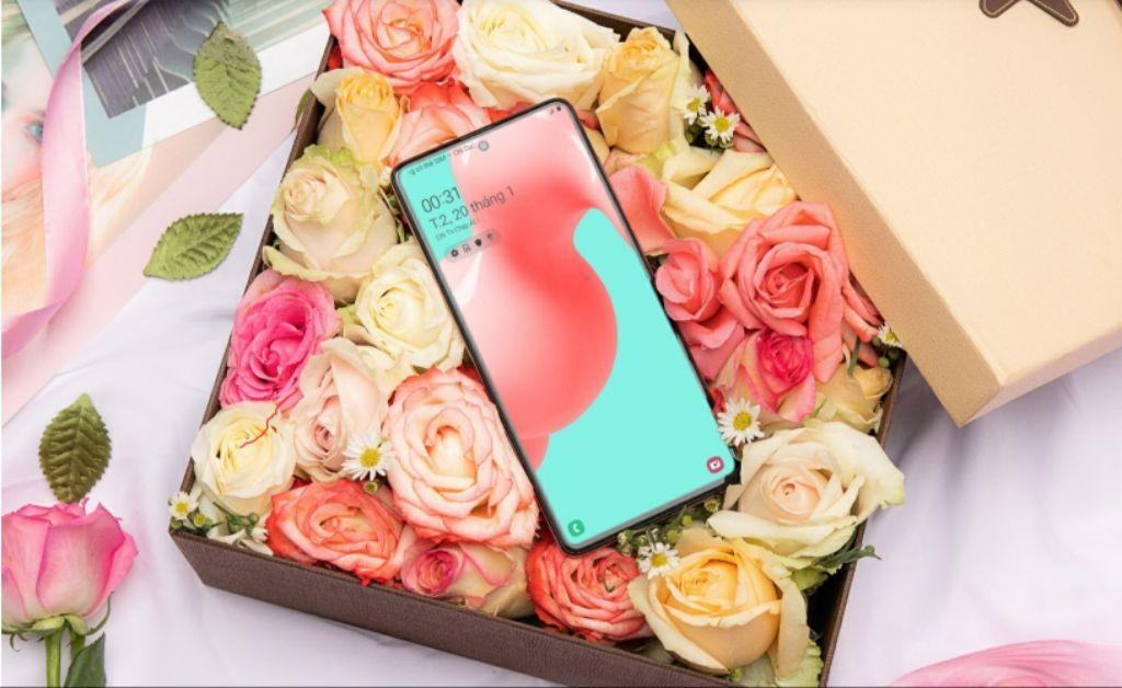 Galaxy A71 và A51 hồng Crush Trendy, quà tặng 'đốn tim' chị em ngày 8/3