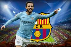 Barca khiến Pep nổi điên khi lấy Bernardo Silva