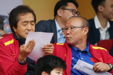 Thầy Park dự khán Sài Gòn đấu SLNA: Bật mí 'nhân tố bí ẩn'