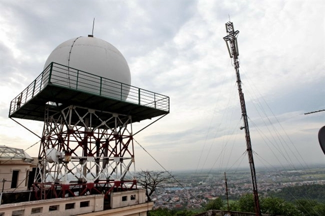 Environment Ministry puts four weather radar stations into operation