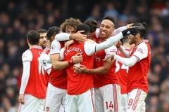 Lacazette lập đại công, Arsenal thắng nghẹt thở