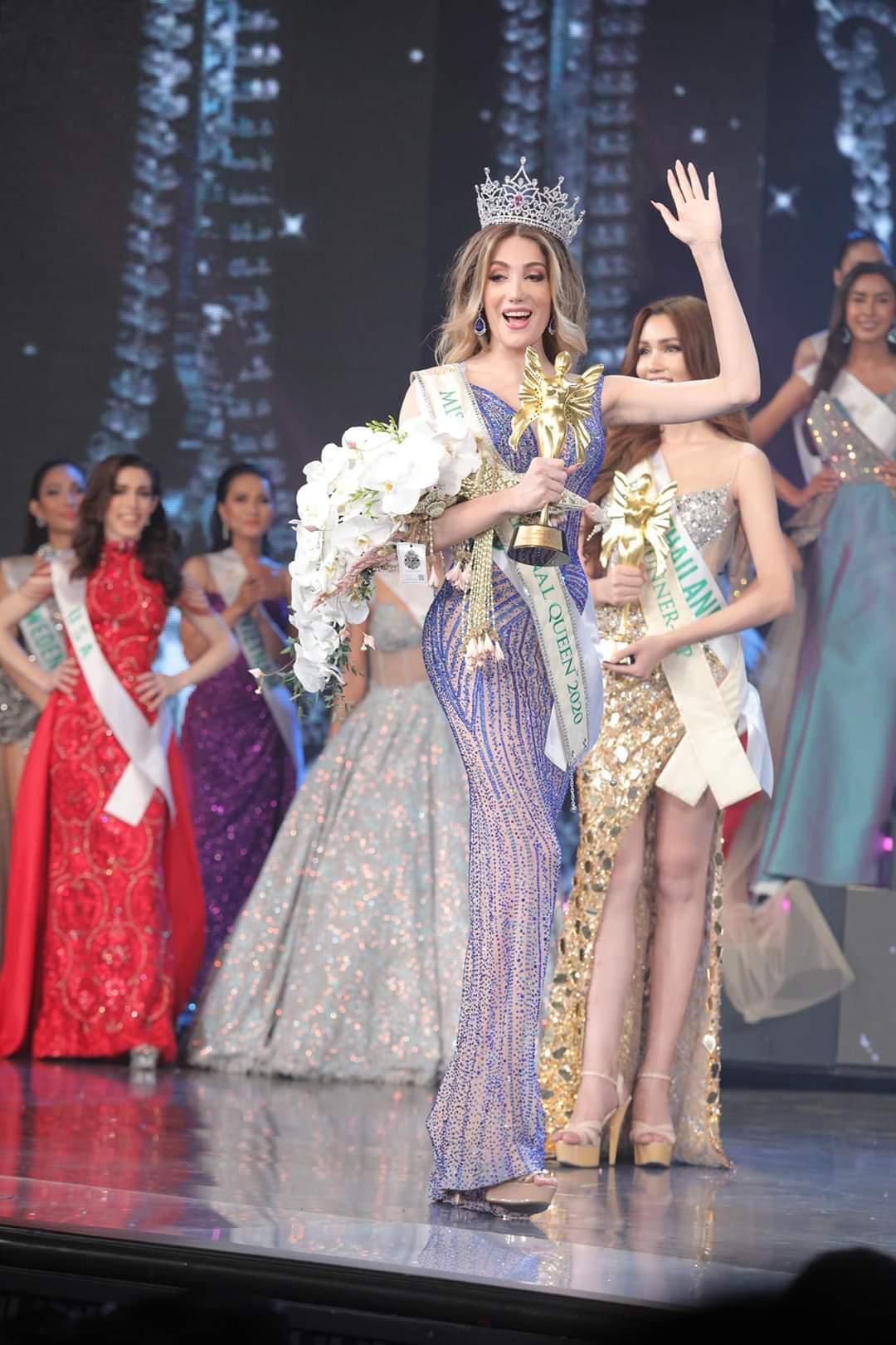 Hoài Sa trượt Top 6, Mexico đăng quang Hoa hậu Chuyển giới 2020