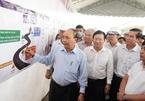 Thủ tướng kiểm tra tiến độ tuyến cao tốc gần 13.000 tỷ đồng