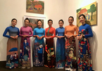 Hanoi woman spreads love for Ao Dai