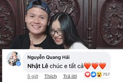 Quang Hải công khai tình tứ Nhật Lê, dân mạng chắc nịch 'yêu lại từ đầu'