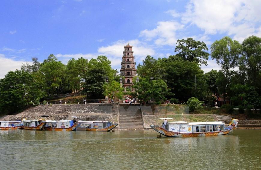 Thien Mu pagoda – oldest pagoda in former capital of Hue
