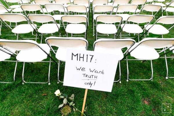 Bắt đầu xét xử 4 nghi phạm vụ bắn rơi MH17