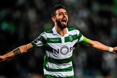 Chiêm ngưỡng 10 bàn thắng đẹp của Bruno Fernandes