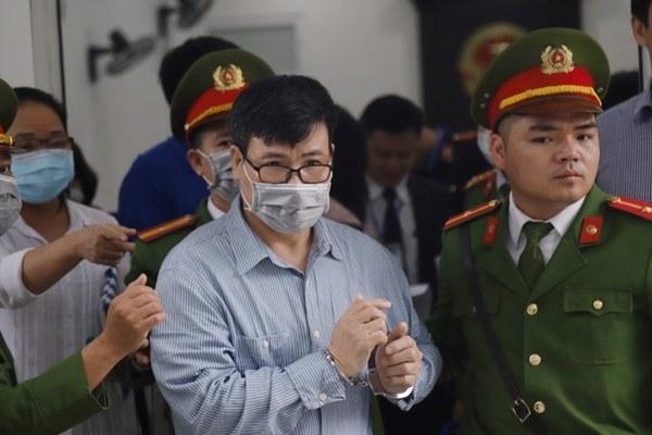 Ông Trương Duy Nhất nhận 10 năm tù