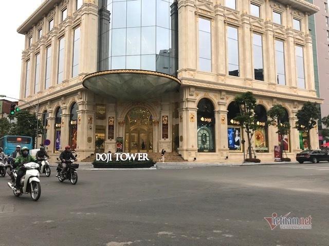 Vụ bồn hoa Doji Tower: Lộ nhiều lần điều chỉnh, nâng tầng