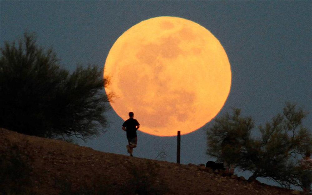 Đêm nay, Việt Nam đón siêu trăng