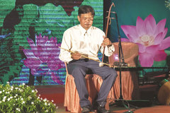 HCM City launches program to promote tai tu music