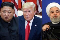 Ông Trump 'không dễ' giúp Iran và Triều Tiên chống Covid-19