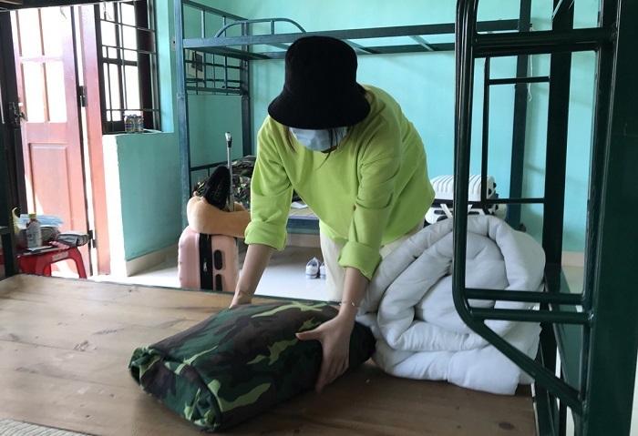 57 người về từ Daegu được về nhà sau 14 ngày cách ly