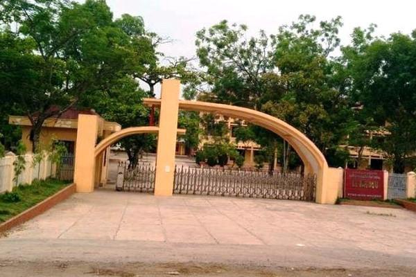 Một trường ở Thanh Hóa cho 16 học sinh tạm nghỉ phòng Covid-19