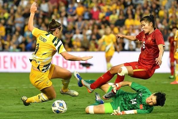 Tuyển nữ Việt Nam vs Australia: Chơi bằng cả trái tim
