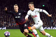 RB Leipzig vs Tottenham: Mourinho lực bất tòng tâm
