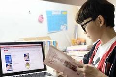 Hỗ trợ miễn phí 500 bài giảng, 10.000 bài tập để các trường dạy qua internet