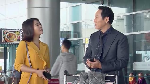 'Đừng bắt em phải quên' tập 1, chồng xin phép vợ chăm sóc 'em gái mưa'