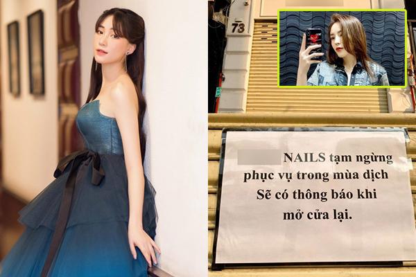 Dịch Covid-19: Hòa Minzy tự cách ly 2 tuần, Kỳ Duyên đóng cửa tiệm nail