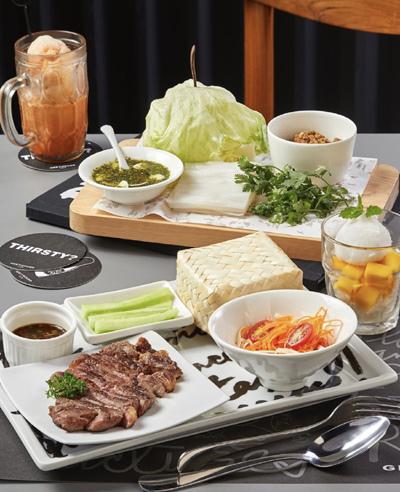 Greyhound Café - dấu ấn mới lạ của thương hiệu F&B Thái Lan