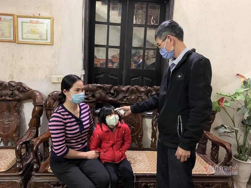 Người làm y tế Sơn Lôi chia sẻ kinh nghiệm chống dịch Covid-19