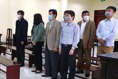 5 cựu cán bộ Thanh tra tỉnh Thanh Hóa nhận hối lộ gần 600 triệu