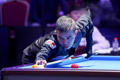 Vietnam's top billiard player to vie for huge prize at 3-cushion McCreery tournament