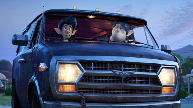 Pixar's Onward 'banned by four Middle East countries' over gay reference