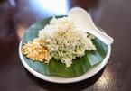 Vietnamese food: Cudweed cake/Bánh khúc