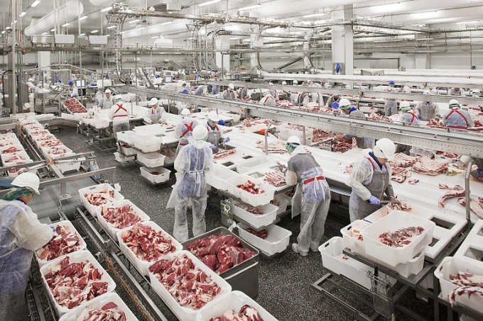 Thịt lợn Nga ồ ạt về Việt Nam