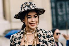 Gu thời trang sành điệu của Tiên Nguyễn - em chồng Tăng Thanh Hà