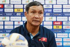"""HLV Mai Đức Chung: """"Nữ Việt Nam sẽ ghi bàn vào lưới Australia"""""""