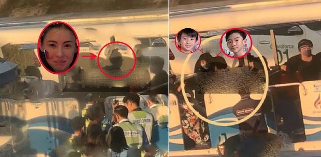 Trương Bá Chi bị đuổi khỏi máy bay vì tranh cãi với tiếp viên