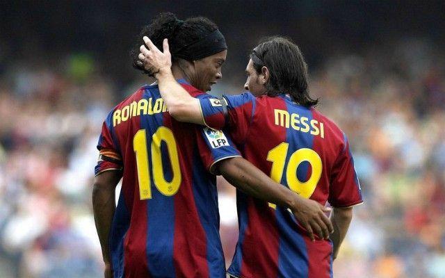 Messi chi 4 triệu euro cứu Ronaldinho ra khỏi tù