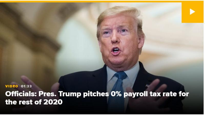 Donald Trump mở lời, Mỹ có thêm ngay 2.500 tỷ USD