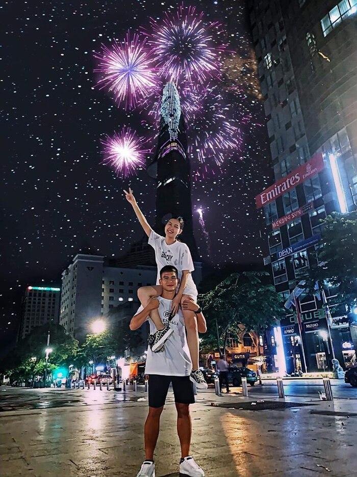 Người mẫu Lê Ngọc Trinh xác nhận chia tay cầu thủ U21 điển trai